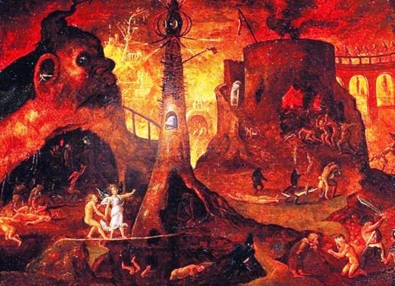 Hellfire-crop