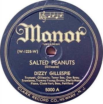 Salted Peanuts-crop