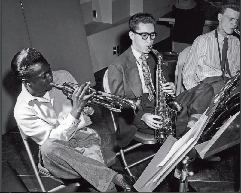 Birth Of The Cool Miles-Davis-Lee-Konitz-Gerry-Mulligan