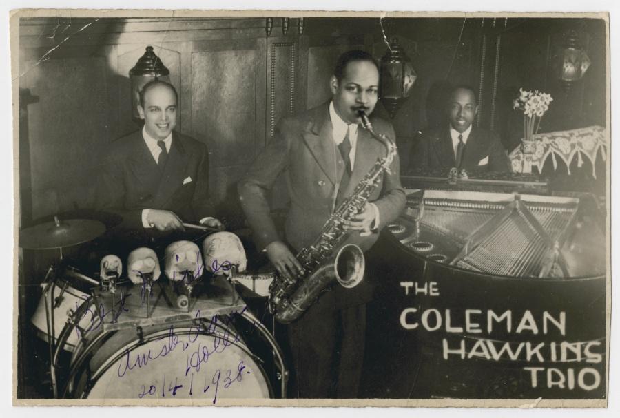 Coleman Hawkins 06