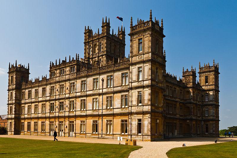 Dear Queen Elizabeth 800px-Highclere_Castle_(April_2011)