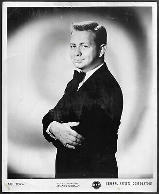 ButtonUp07 Jazz-Vocalist-Mel-Torme-1960s-Original-Agency