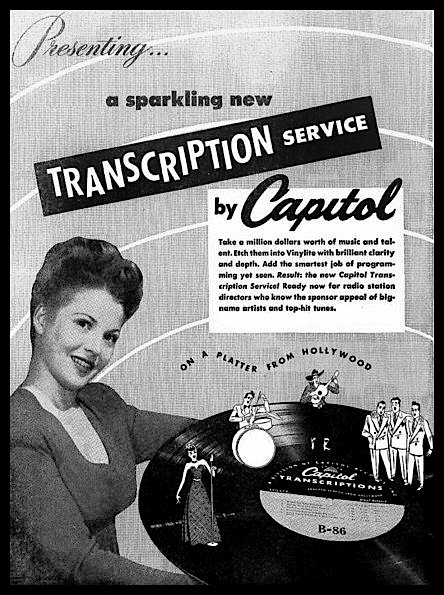 So Easy Ad_Transcriptions_Capitol_3