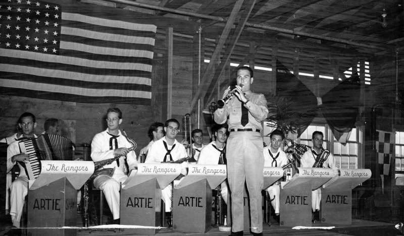 So Easy Artie_Shaw_and_the_Rangers