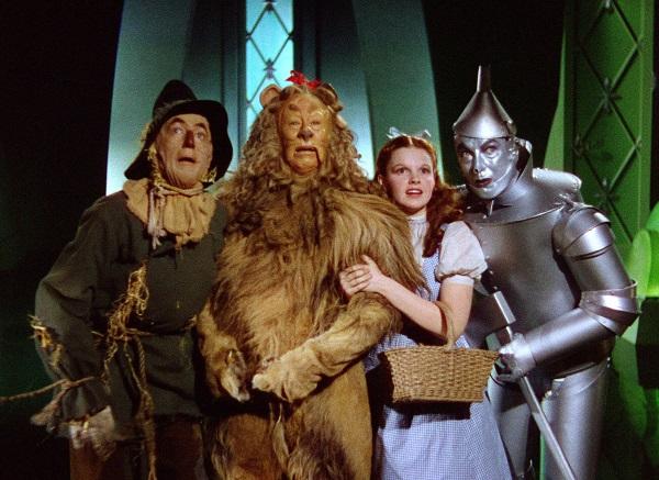 Technicolor The Wizard of Oz Still