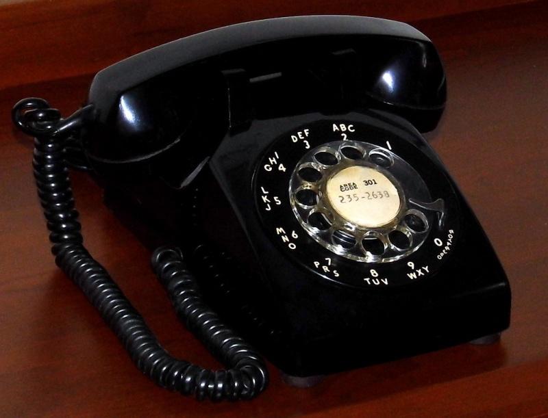 Telephone 03