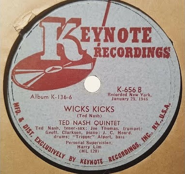 Wicks Kicks Keynote