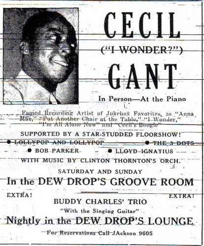 Cecil Gant New Orleans 2